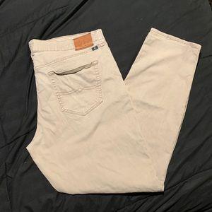 Lucky Brand Khaki Pants 121 Heritage Slim 40x32